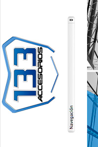 Creación logotipo y página web 133 Accesorios
