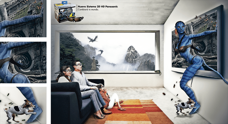 Diseño gráfico y edición de imágenes para publicidad