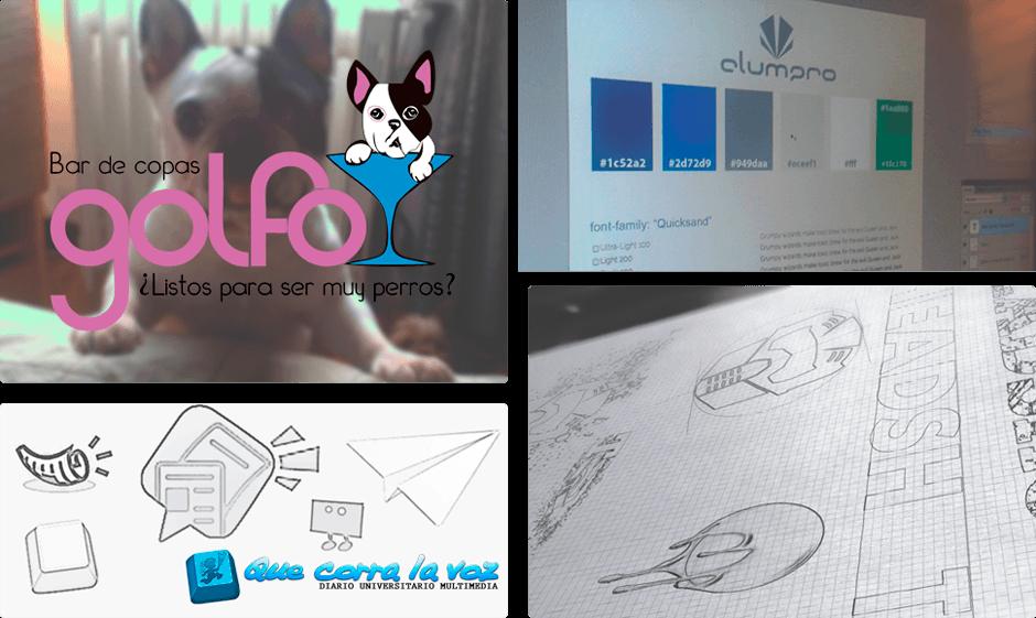 Diseño gráfico de logotipos profesionales