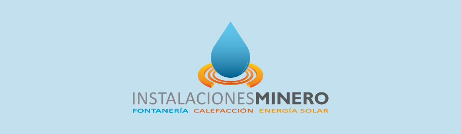 Diseño logotipo Instalaciones Minero