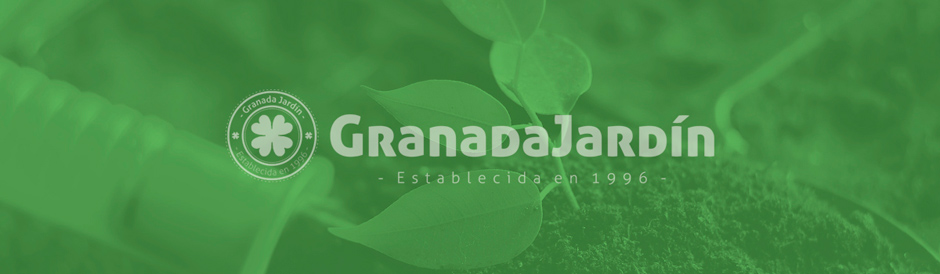 Diseño web e imagen corporativa de Granada Jardín